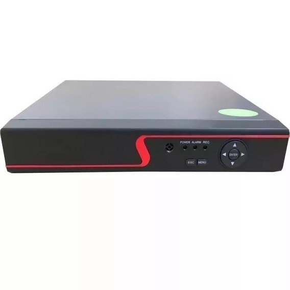 Dvr Stand Alone Ahd M 4 Canais Híbrido D1 Hd 1080p P2p Cloud