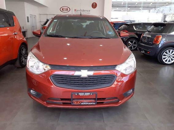 Chevrolet Aveo 2019 4p Lt L4/1.5 Man
