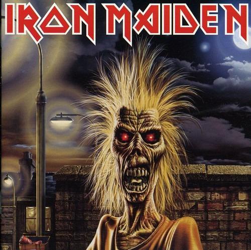 Cd Iron Maiden Iron Maiden-new Version