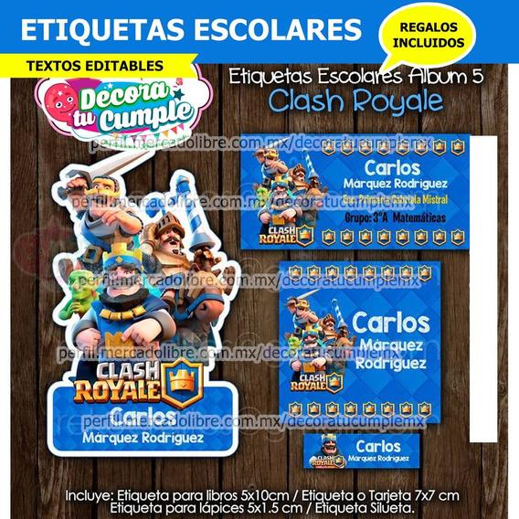 Amazon Clash Royale - Kits Imprimibles en Puebla en Mercado
