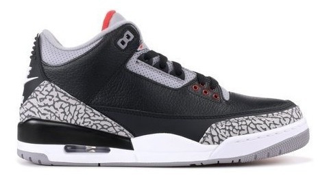 Air Jordan Retro 3 Black Cement Og