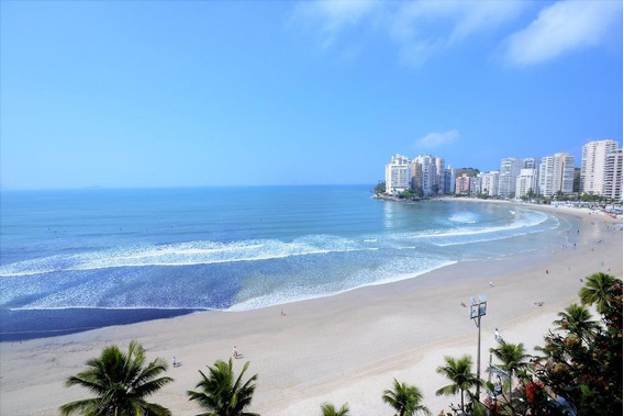 Apartamento Em Praia Das Astúrias, Guarujá/sp De 228m² 3 Quartos À Venda Por R$ 1.000.000,00 - Ap413577