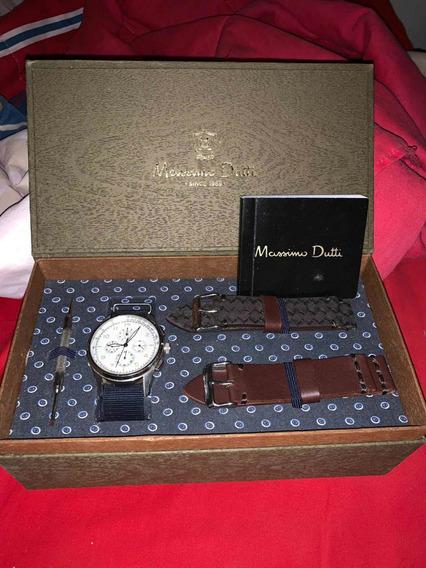 Reloj Massimo Dutti
