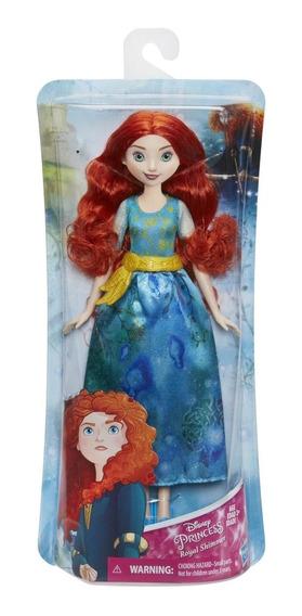 Merida Juguetes Muñeca Disney Princesa Royal Shimmer Hasbro