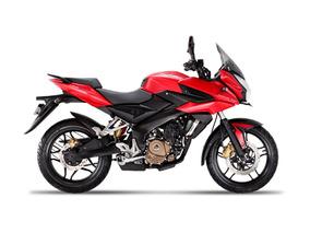 Moto Bajaj Rouser As 200 As200 Tourer Con Dni Urquiza Motos