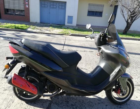Motocicleta Zanella Scooter 125
