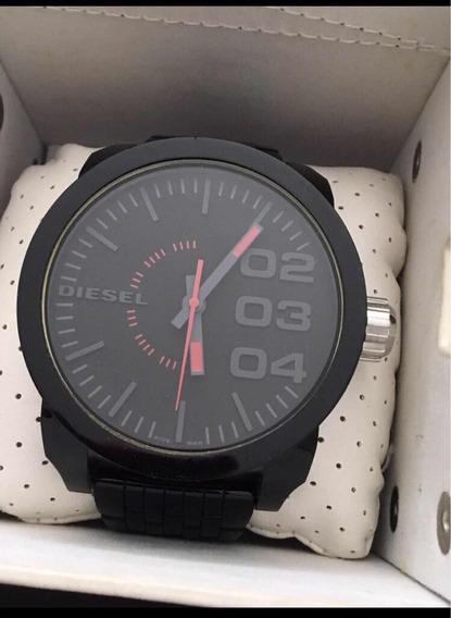 Relógio Diesel Preto Novo Importado