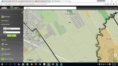 Campos O Chacras En Venta En Ruta 4 Km 8 Al 9000 En Alto Los Cardales
