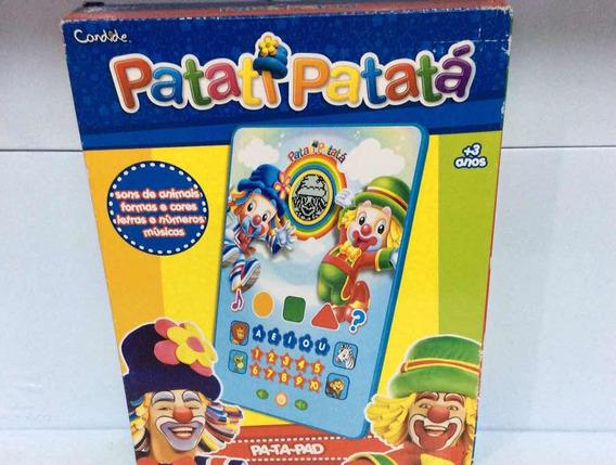 Patati Patatá Tablet Pa-ta-pad Candide Ref 9533