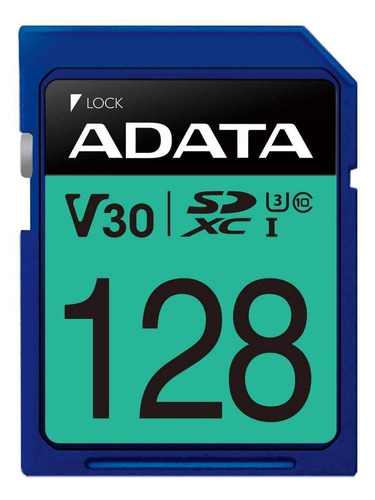 Imagen 1 de 1 de Tarjeta de memoria Adata ASDX128GUI3V30S-R  Premier Pro 128GB
