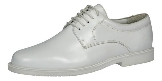 Sapato Social Marinha Branco Enfermeiro Medico Frete Gratis