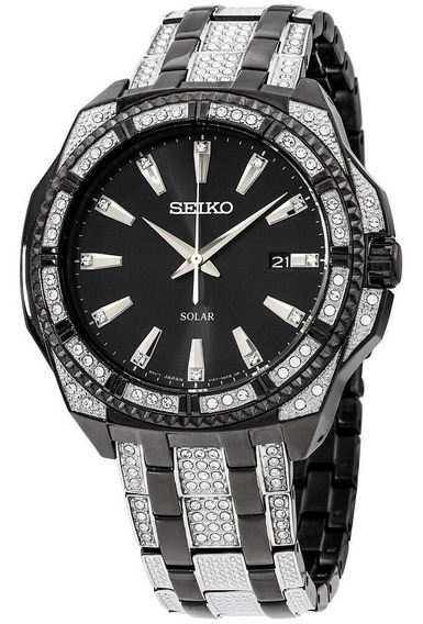 Relógio Masculino Seiko Sne459 Aço Inoxidável