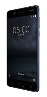 Celular Nokia 5 Android 7.1 16gb Dual Sim 4g Azul