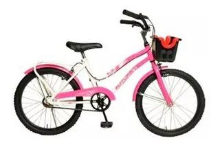 Bicicleta Marca Futura Rodado 20 Mod. 5214 Otero