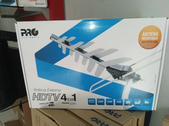 Antena 4em 1 Proeletronic