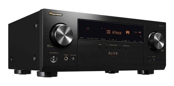 Receiver Elite Vsx-lx104 A/v 7.2 Canais 4k Uhd - Pioneer