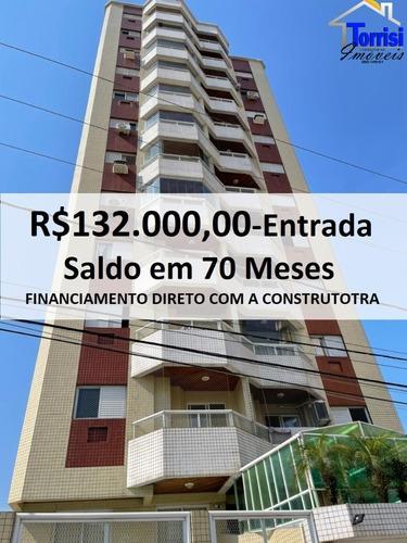 Imagem 1 de 22 de Apartamento Em Praia Grande02 Dormitórios, Aviação, Ap02963 - Ap02963 - 69961275