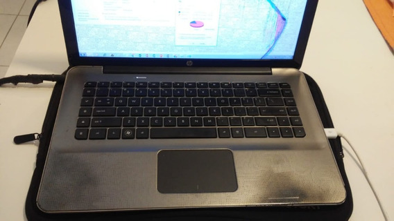 Notebook Laptop Hp Envy 15 I7 6 Gb Ram Hd 500 Gb 15,6 Tela