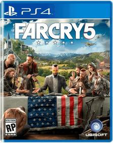 Far Cry 5 Psn Ps4 Secundaria