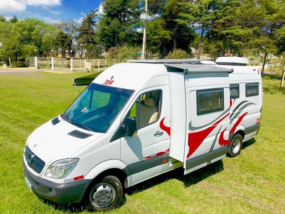 Motor Home Sprinter 515 Furgão Cdi, Ano 2013, Montagem 2019