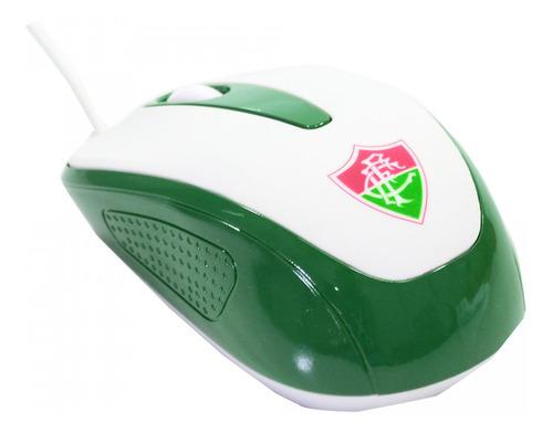 Mouse Óptico Com Fio - Fluminense