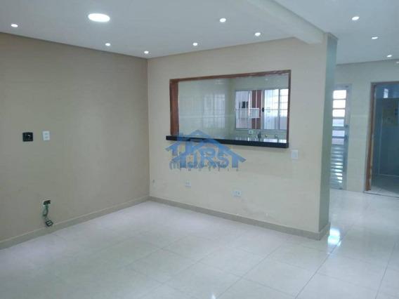 Sobrado Com 3 Dormitórios À Venda, 220 M² Por R$ 530.000,00 - Jardim Maria Helena - Barueri/sp - So1556