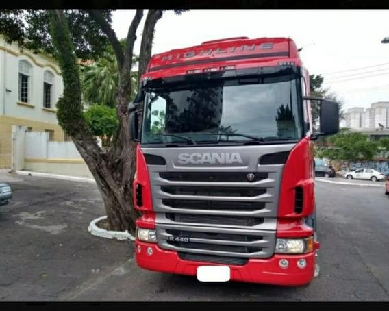 Scania R440 2014 6x4