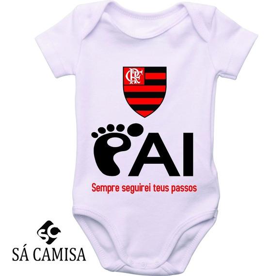 Body Infantil Dia Dos Pais- Retirada /estica