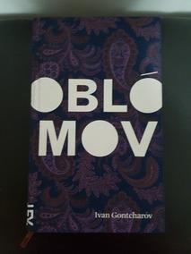 Oblómov Ivan Gontcharóv Cosac Naify Capa Tecido Raro Luxo