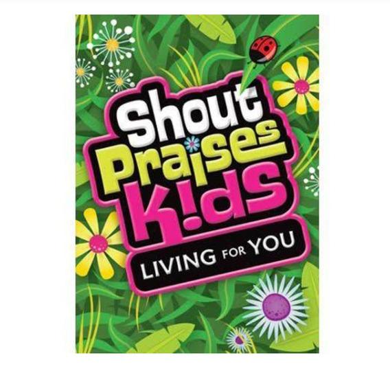 Dvd Shout Praises Kids Living For You