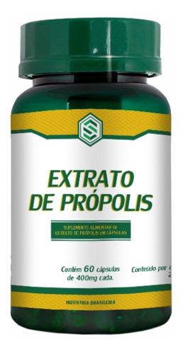 Própolis Extrato Suport 60 Caps