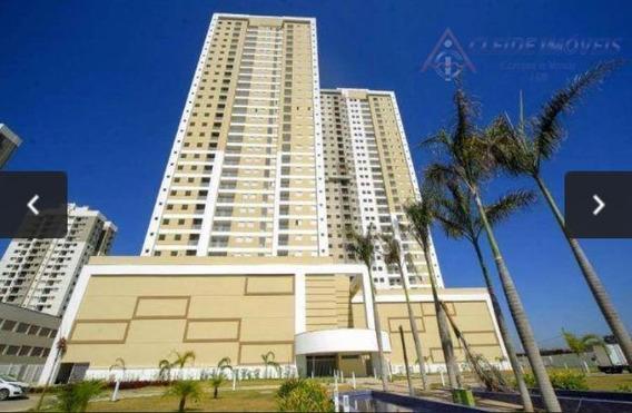 Apartamento Com 3 Dormitórios À Venda, 82 M² Por R$ 475.000,00 - Jardim Europa - Cuiabá/mt - Ap1370