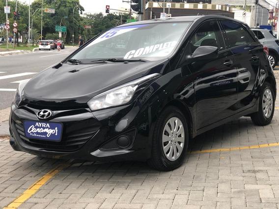 Hyundai Hb20 Comf./c.plus/c.style 1.0 Flex 12v - Preto -...