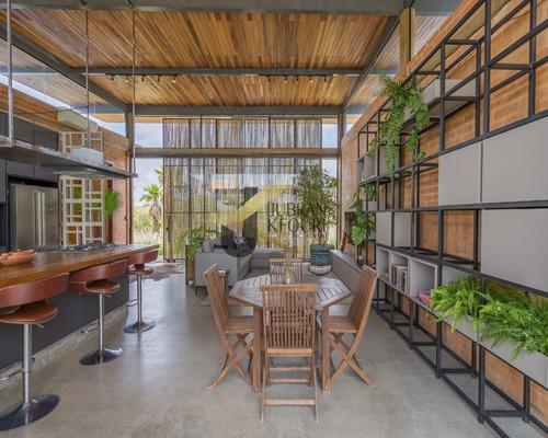 Imagem 1 de 30 de Casa Venda Em Condomínio Em Jaguariúna - C006232 - 69506934