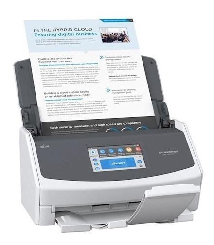 Scanner Duplex Fujitsu Scansnap Ix1500 Ix-1500 Wi-fi Color