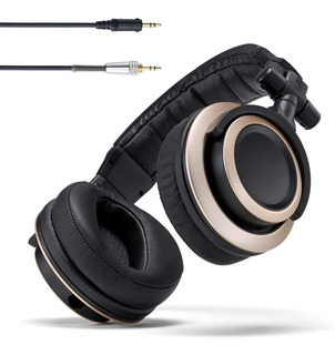 Auriculares Cerrados Para Monitor De Estudio Status Audio Cb