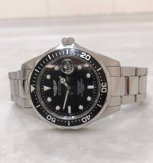 Relógio Original Unissex Invicta Submariner