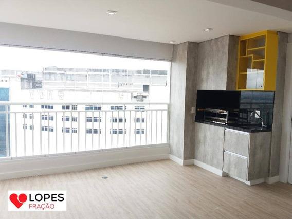 Belíssimo Apartamento Mooca Com Varanda Gourmet - Ap2779