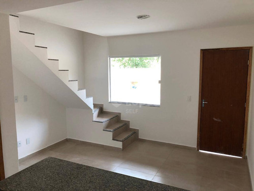 Imagem 1 de 10 de Casa Com 2 Quartos, 56 M² Por R$ 190.000 - São José Do Imbassaí - Maricá/rj - Ca21039