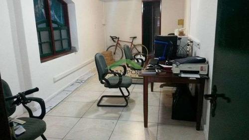 Casa Comercial - Centro - Ref: 22450 - L-17856