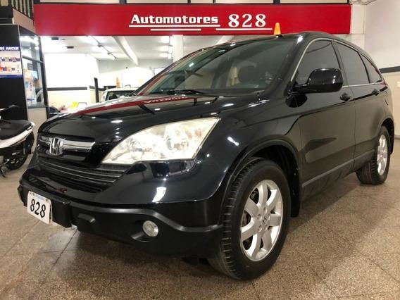 Honda Crv 2.4 Exl 4x4 At Cuero Full Full 2008 Financiamos