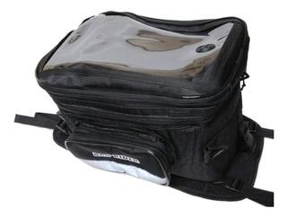 Mala Bolsa Tanque Moto Universal Com Base - Bag Rider 104