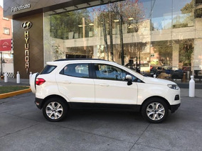 Ford Eco Sport 5p Trend L4/2.0 Aut 2016 Blanco