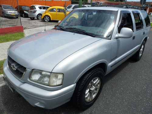 Chevrolet Blazer 2.5 Dlx 4x4 8v Turbo Diesel Manual