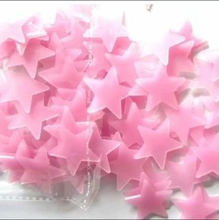 Estrellas Fluorescentes Paquete De 100