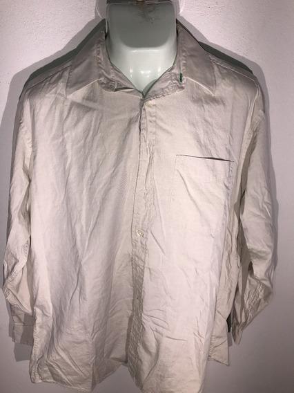 Camisa L Tommy Hilfiger Id A653 Usada Hombre 4x3 O -10%