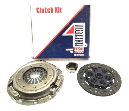 Kit De Clutch Ford Laser 1.6, 1.8 Ichiban Japones