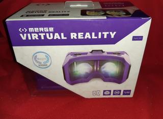 Merge Visor De Realidad Virtual