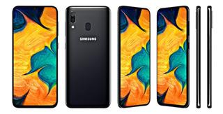 Samsung Galaxy A30 Pantalla 6.4 Full Hd 32gb Nuevos Libres