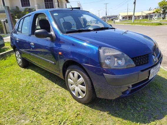 Renault Clio 1.0 16v Expression 5p 2005